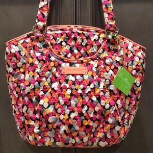 Vera Bradley Glenna Bag in Pixie Confetti🎉